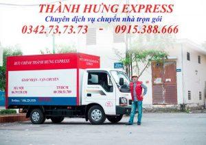 Lý do nên chọn thương hiệu chuyển nhà Thành Hưng